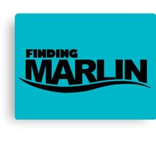 Finding Marlin Canvas Print