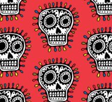 Sugar Skull Fun Sticker