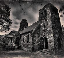 The Old Church by mellosphoto