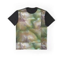 Micro Pineapple  Graphic T-Shirt