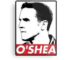 OBEY John O'Shea Metal Print