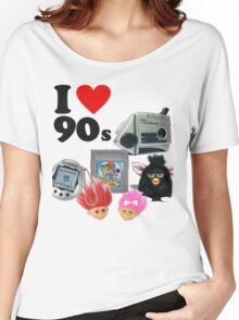 I <3 90s! Women's Relaxed Fit T-Shirt
