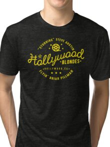 The Hollywood Blondes Tri-blend T-Shirt