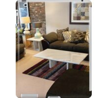 Guest Room, Living Room iPad Case/Skin