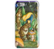 Toad King iPhone Case/Skin