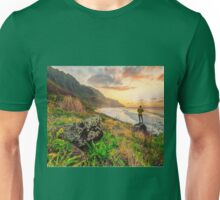 Hawaii Pacific Ocean Unisex T-Shirt