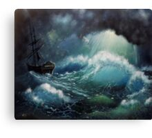 Storm Light Canvas Print