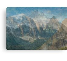outdoors Canvas Print