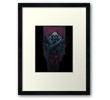 Croatan monster Framed Print
