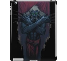Croatan monster iPad Case/Skin
