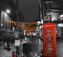 Icon of London by GVphotography