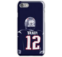 Brady  iPhone Case/Skin