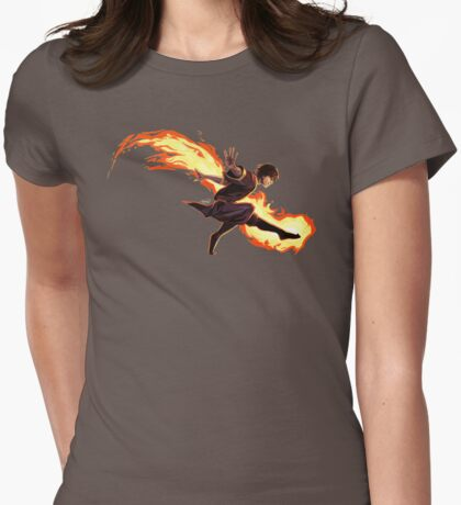 Fight Fire With Fire Womens Fitted T-Shirt
