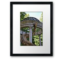 Surrealism Snake Framed Print