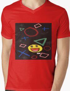 Shine Gamer Mens V-Neck T-Shirt