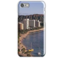 Honolulu Hawaii iPhone Case/Skin