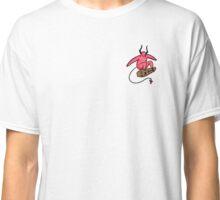 SKATIN' SATAN Classic T-Shirt