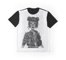 Tiana - Scavenger of the City Graphic T-Shirt