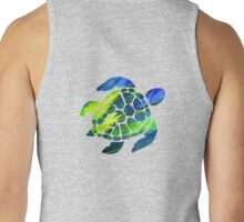Tye Dye Turtle Tank Top