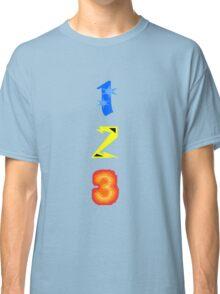Artic1 Zap2 Mol3 Classic T-Shirt