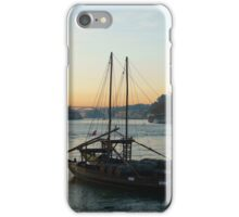 Douro Port Boats iPhone Case/Skin