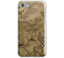 Wonderland Pieces iPhone Case/Skin