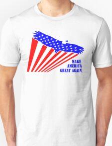 GREAT AMERICAN EAGLE  Unisex T-Shirt