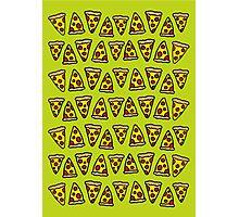 Pop Punk Pizza Photographic Print