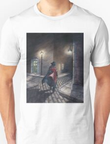 Murder by Gas Lamp Unisex T-Shirt