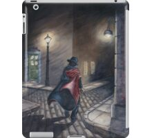Murder by Gas Lamp iPad Case/Skin
