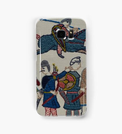 Riders and walkers Samsung Galaxy Case/Skin