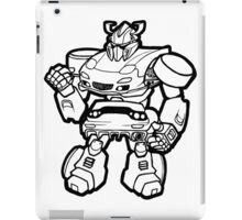 RX7 FD3S Carbot iPad Case/Skin