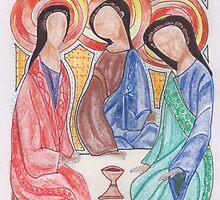 Celtic Trinity by turasaiche