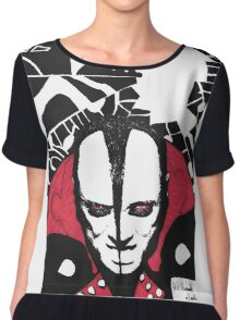 Jerry Only Chiffon Top