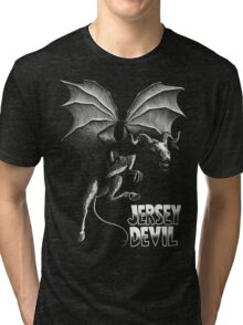 Jersey Devil Tri-blend T-Shirt