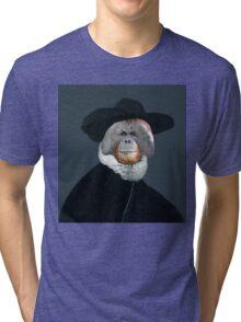 Ruffles Make the Man - Anthropomorphic Composite Tri-blend T-Shirt