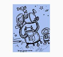Blue Berserk Robot Ape Unisex T-Shirt