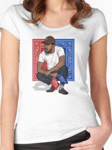 Kendrick Lamar Women's Fitted Scoop T-Shirt