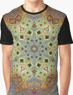 Crystalline Reflections 9 Graphic T-Shirt