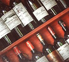 wine collection by saaton