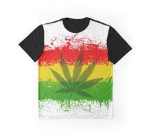 Rasta Graphic T-Shirt