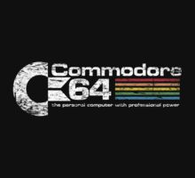 Commodore64 One Piece - Short Sleeve