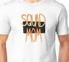 SquadMom.Orange Unisex T-Shirt
