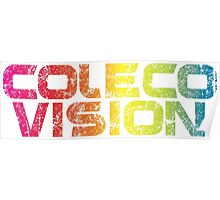 Coleco Vision Poster