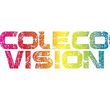 Coleco Vision Photographic Print
