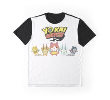Yokai Watch Cats Graphic T-Shirt