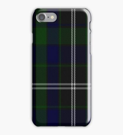 01393 Chess Fashion Tartan  iPhone Case/Skin