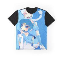 Act 16: Abduction ~Sailor Mercury~ Graphic T-Shirt