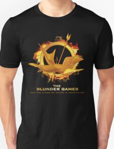 The Blunder Games Unisex T-Shirt