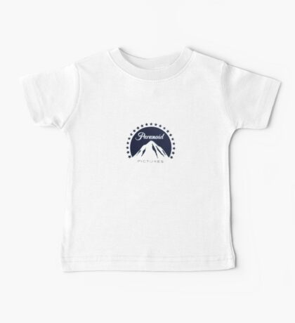 Banksy Paranoid Pictures Baby Tee